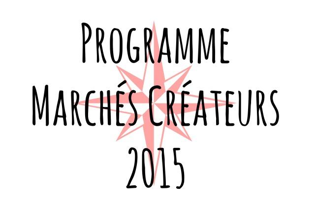 programme MC 2015